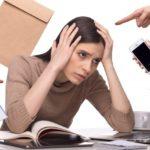 激務のストレス